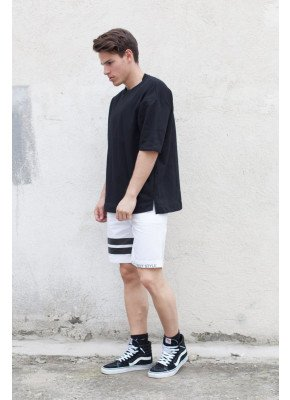 Kraťasy Sixth June We Are Street Style White