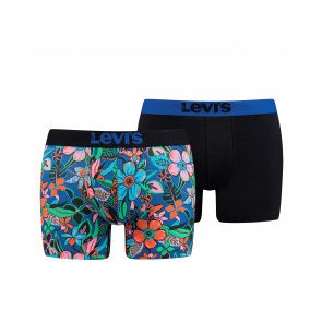 Boxerky Levi's® 200SF Wiggly Flower Boxer 2PC